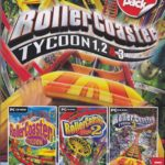Roller Coaster Tycoon 3 pack