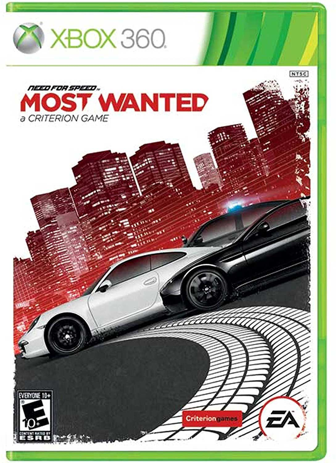 Need for Speed: Most Wanted a Criterion Game PC Cheats ...